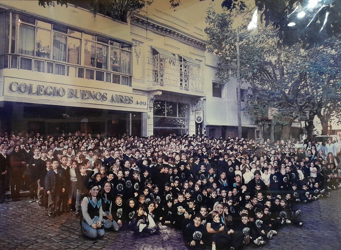 Colegio Buenos Aires - Aniversario