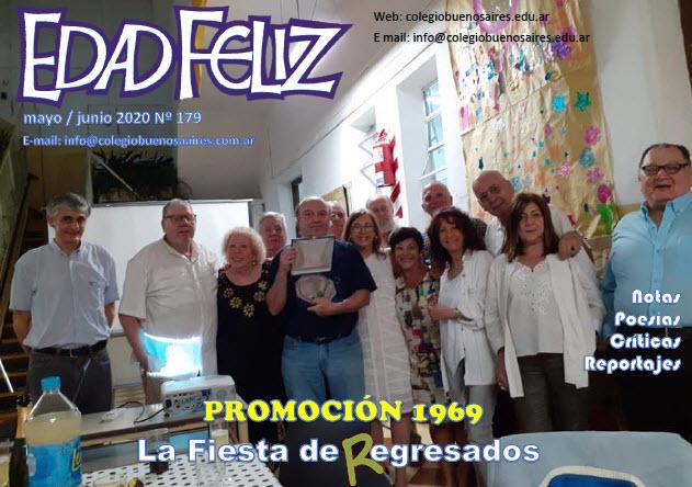 Revista Edad Feliz - Mayo / Junio 2020